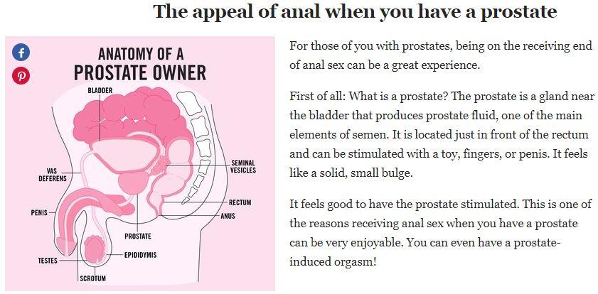 παλαιότερο πρωκτικό σεξ