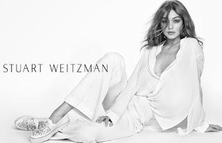 Stuart Weitzman Gigi Hadid