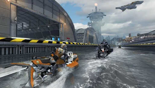 لعبة Riptide GP: Renegade