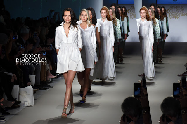 AXDW Athens Fashion Week | Evi Grintela | Spring Summer 2018 George Dimopoulos Photography