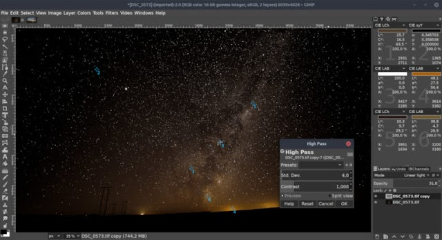 GIMP 2.10.12 Update 3 F.u.l.l - Phần mềm chỉnh sửa thay thế Photoshop 2019