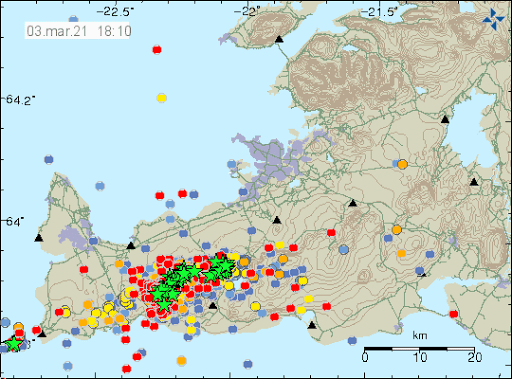 Terremoti Keilir