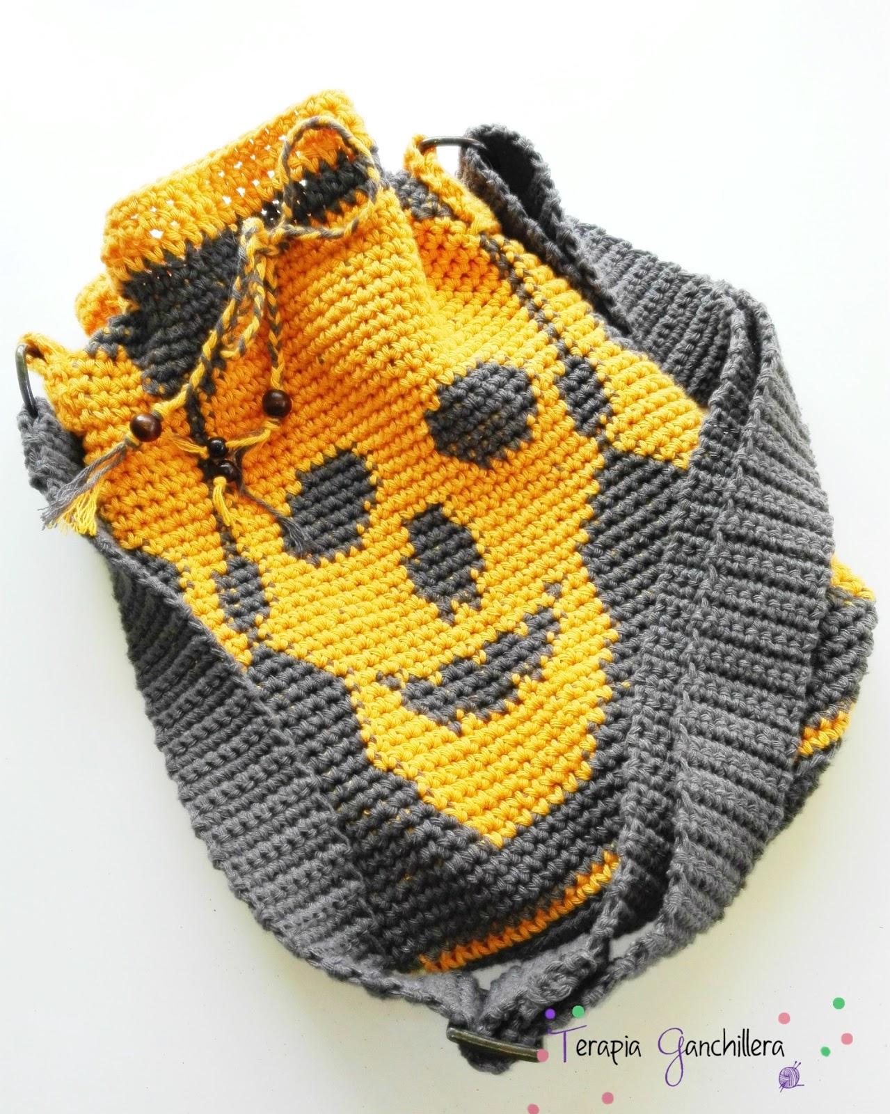 Como hacer tus gr ficos y patrones de crochet terapia - Dibujos de ganchillo ...