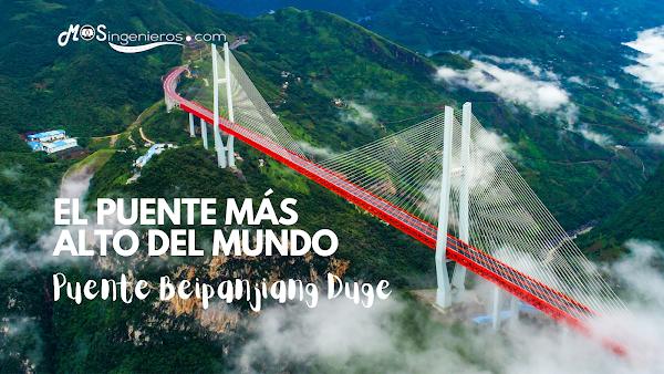 cual es el puente más alto del mundo