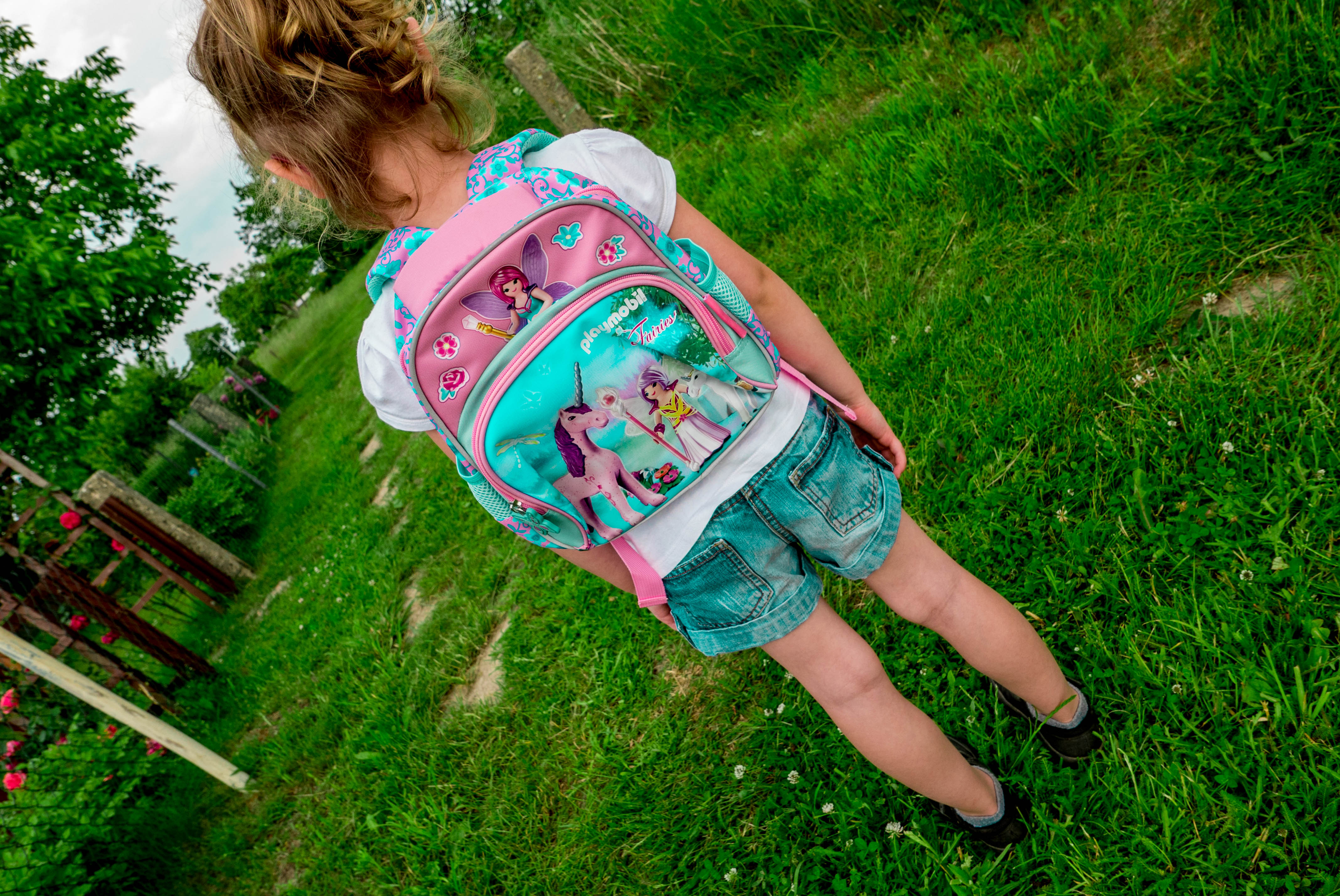 jaki plecak wybrać do przedszkola