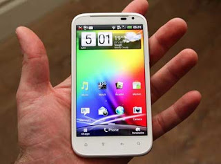 Review HTC Sensation XL- power smartphone for entertainment