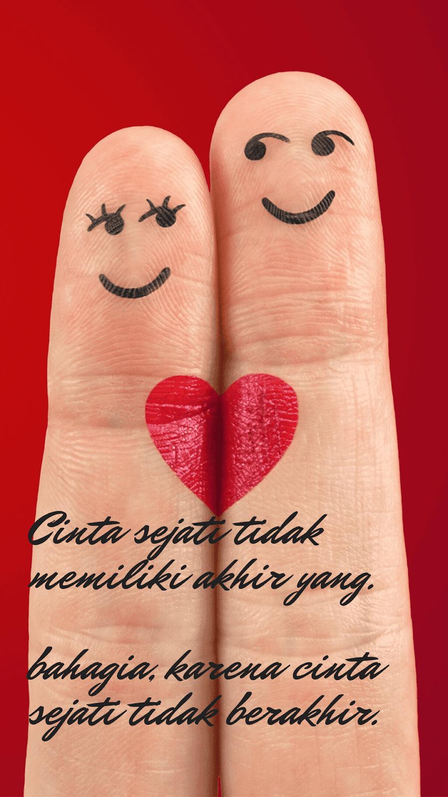 20 Kata kata cinta romantis penuh inspirasi buat status whatsapp caption dll