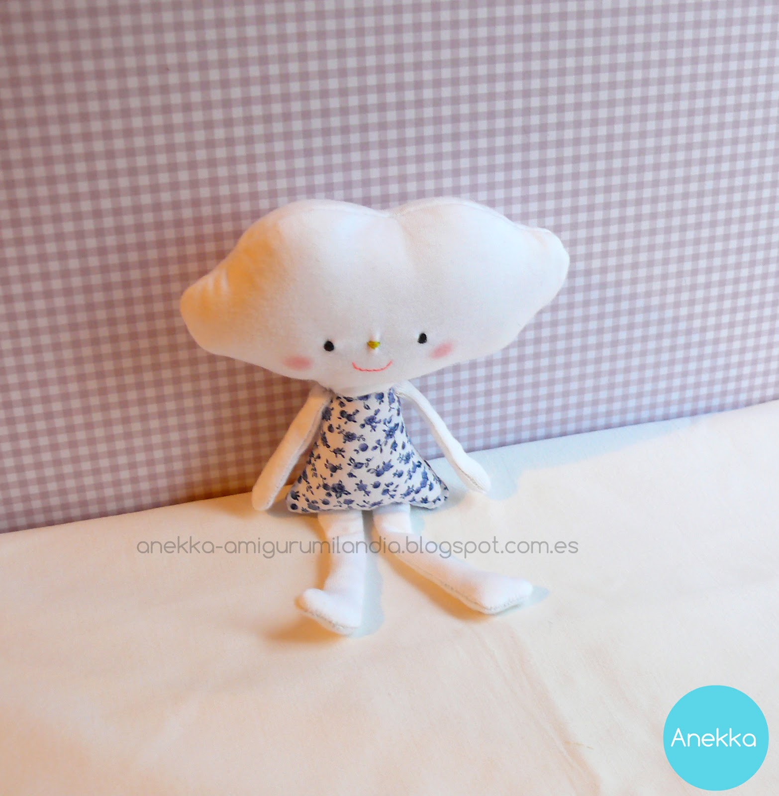 Handmade Dolls Soft cloud