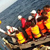 108 migrants, mostly Nigerians rescued from inflatable rubber