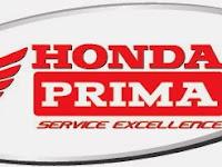 Lowongan Kerja di PT. Honda Prima - Kendal (Kepala Administrasi, Junior Web Programmer, SPV Marketing, SPV Accounting, Marketing, Staff Promosi)