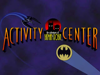 Adventures of Batman & Robin - Activity Centre