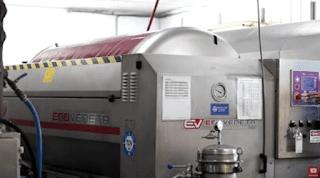 prensa de uvas usada  produção vinho ou conhaque