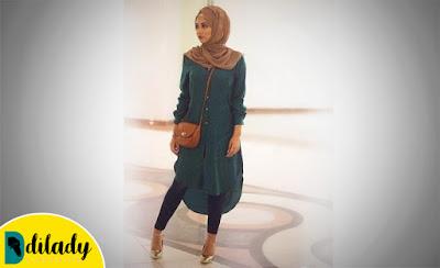 style ke kampus untuk hijabers
