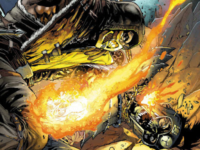 Mortal Kombat X - Comics #2