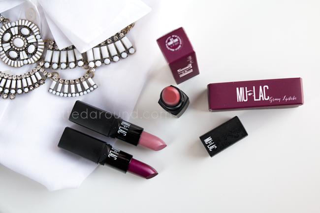 Mulac Groovy lipsticks