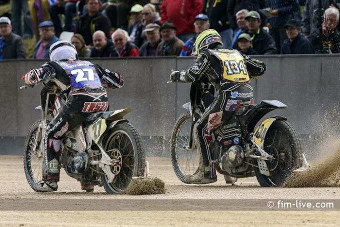 Long Track GP Kvalifikáció - Jörg Tebbe nyert,sajnos súlyos balesetekkel tarkított verseny volt.