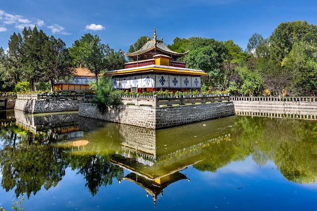 17. Palacio de Norbulingka