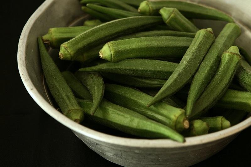 Cuisine afro vegane - Gombo