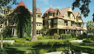 Ruang Tersembunyi ditemukan di Rumah Misteri Winchester