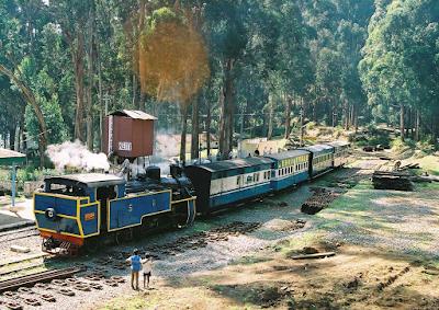 Nilgiri Mountain Railway- Mettupalayam - ooty places to visit