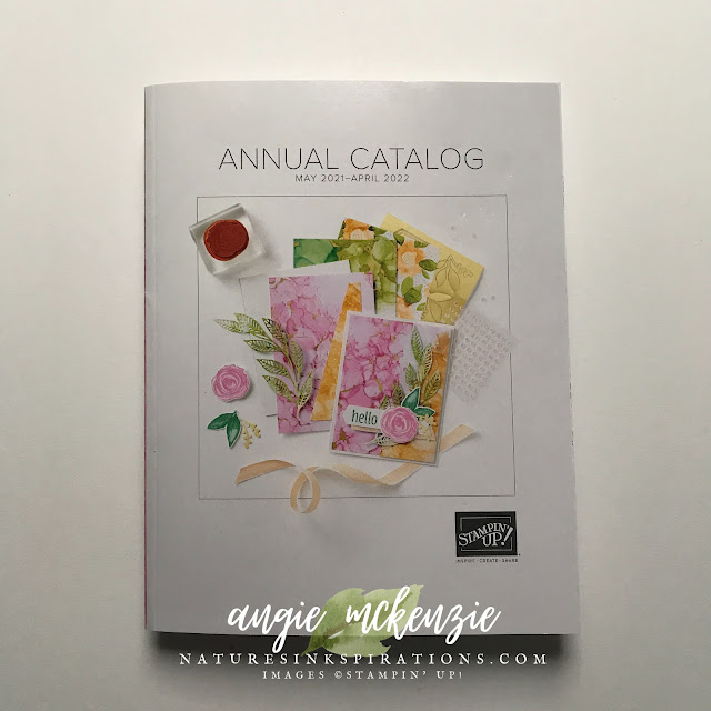2021-22 Annual Catalog COMING SOON!  |  Nature's INKspirations by Angie McKenzie