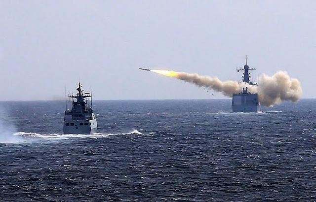 Wewenang Penjaga Pantai China Diperkuat, Kini Boleh Tembak Kapal Asing