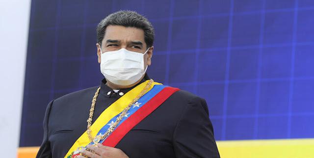 MADURO ASEGURA QUE 10 DE LOS DELINCUENTES MUERTOS EN LA COTA 905 ERAN EXTRANJEROS