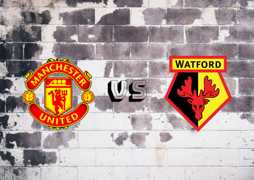 Manchester United vs Watford  Resumen y Partido Completo