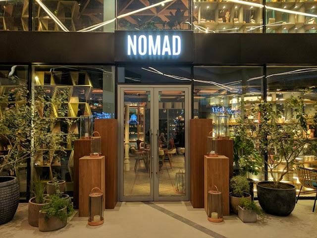 مطعم نوماد أوربان