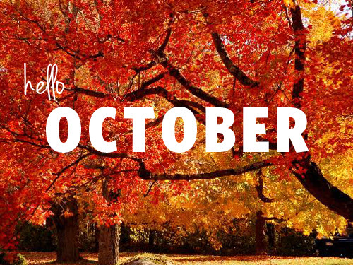10 Things i love about October