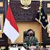 Panglima TNI Lakukan Mutasi 47 Perwira Tinggi TNI