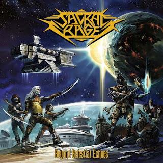 """Το τραγούδι των Sacral Rage """"Necropia"""" από το album """"Beyond Celestial Echoes"""""""