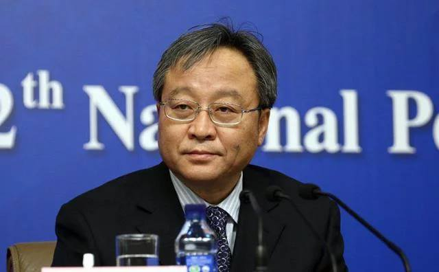 Thứ trưởng tài chính Trương Thiếu Xuân