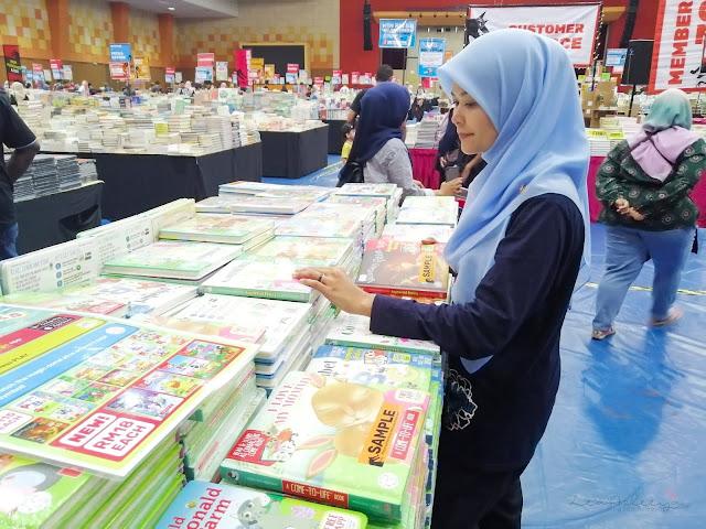 Jualan Buku Big Bad Wolf Kembali Ke Pahang Untuk Kali Kedua Dengan Membawakan 80% Judul-Judul Terbaru