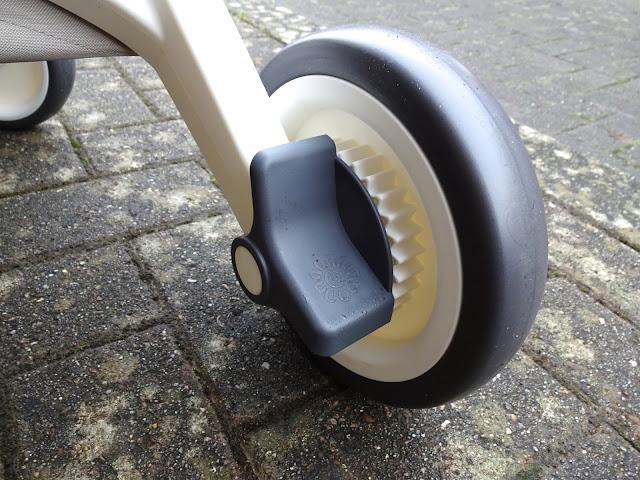Greentom Upp Carrycot Stroller