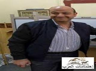 الإعلامى عمرو أديب يستضيف مز محمود السيسى