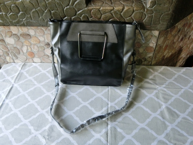 Zalora Metal Handle Mod Tote