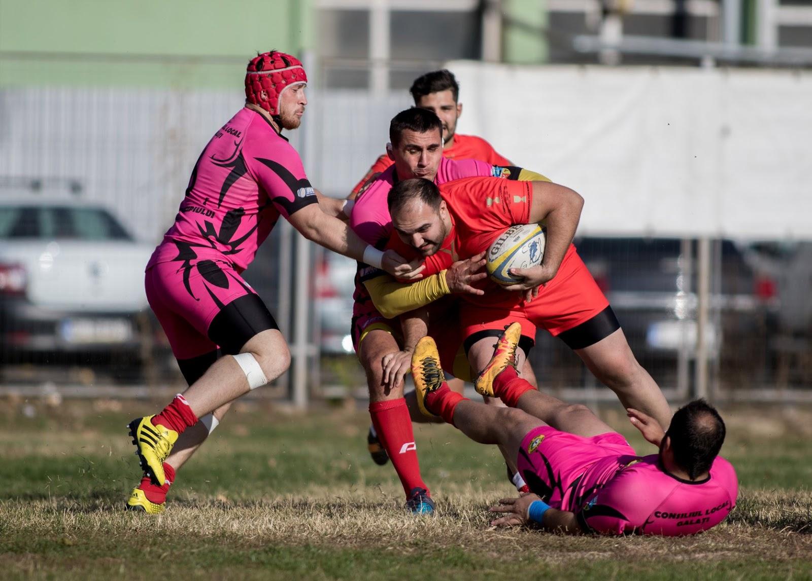 rugby de slabire
