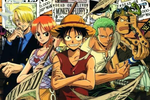 One Piece Full album