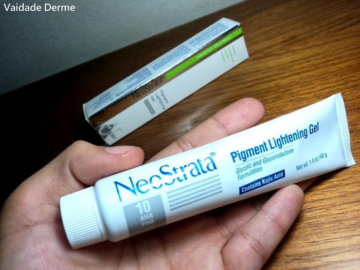 NeoStrata Gel Clareador