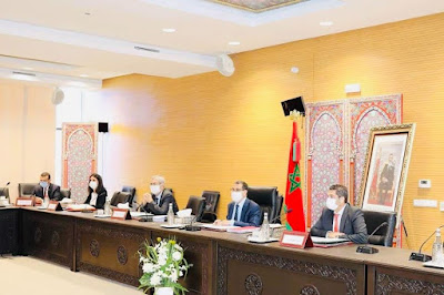 بالصور..العثماني يترأس اجتماع اللجنة الوطنية للتنمية المستدامة ويصادق على التقرير الوطني الطوعي 2020 والتقرير السنوي ✍️👇👇👇