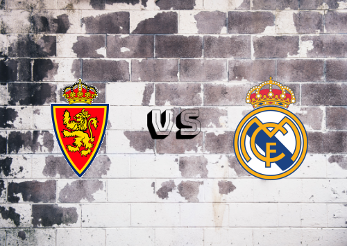 Real Zaragoza vs Real Madrid  Resumen y Partido Completo
