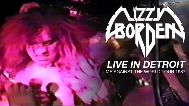 Lizzy Borden - Live in Detroit