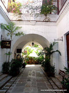 inside1 at Casa Manila at Intramuros