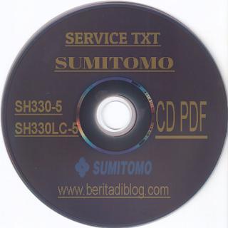 Sumitomo Sh330-5 Sh330lc-5