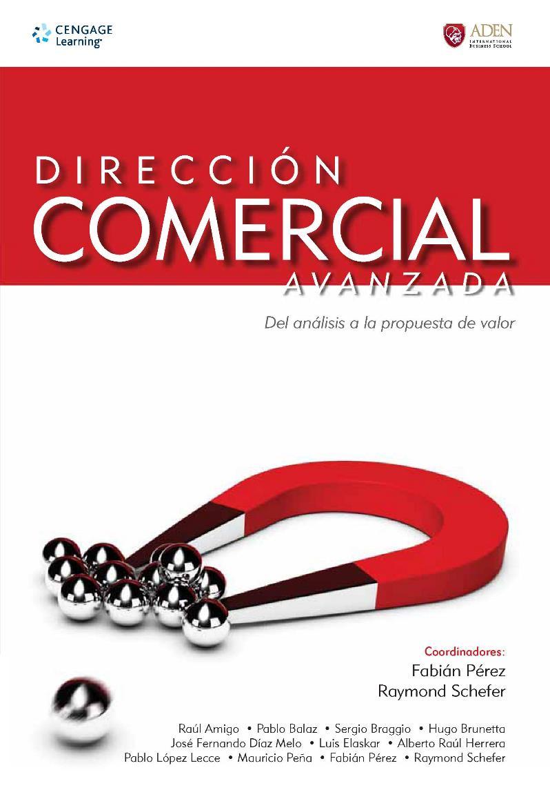 Dirección comercial avanzada – Fabián Pérez