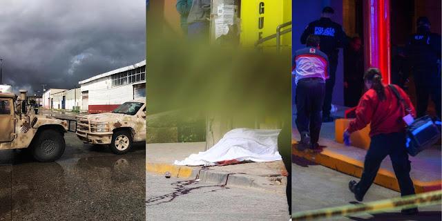 En 24 horas, en Tijuana se reportaron 14 ejecuciones en guerra la plaza peleada CJNG vs, Zambada vs Chapitos