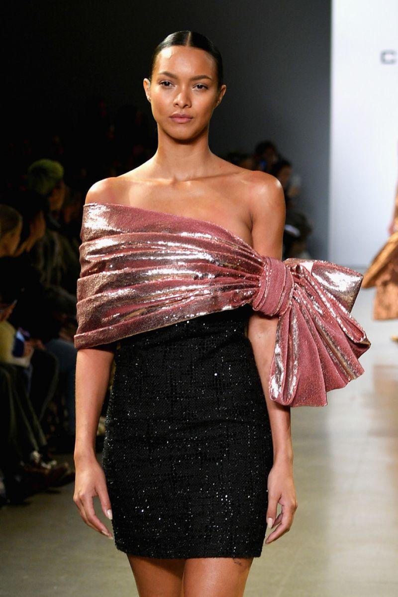 Lais Ribeiro - At Cong Tri show during New York Fashion Week - 02/12/2019