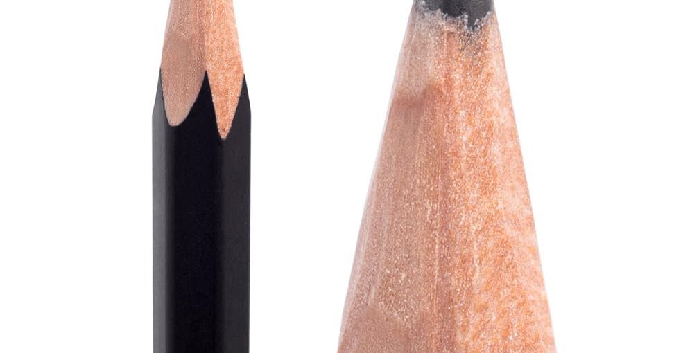 Pencil Micro Sculpture By Fidai.