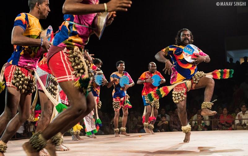 Tappeta Gullu Folk Dance Andhra Pradesh